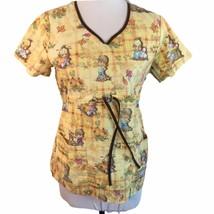 Precious Moments Pick of the Pumpkin Patch Scrubs Uniform - $29.21