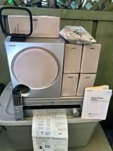 Sony Surround Sound Home Theatre System HT-C800DP Speaker Woofer Receiver Remote - $148.50