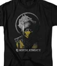 Mortal Combat X Retro 90's Fantasy fighting video game graphic t-shirt WBM423 image 3
