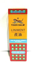 2pcs Tiger Balm Liniment, 2 Fluid Ounce/ 57 ml by Tiger Balm  - $19.79