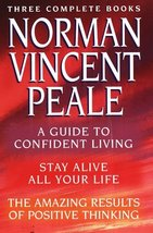 Norman Vincent Peale: A New Collection of Three Complete Books Peale, No... - $6.93
