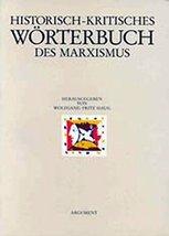 Historisch-kritisches Wo?rterbuch des Marxismus (German Edition) image 1