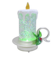 Christmas LED WATER CANDLE Seasonal S17 - $59.39
