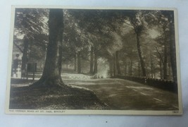 Harden Rd St Ives, Bingley England 1940S Post Card Walter Scott Photogra... - $86.55