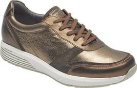 Rockport Trustride Walking LTD Sneaker (Women's Shoes) in Metallic Leath... - $122.81