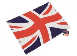 Pms International Union Jack Tea Towel Souvenir Gift Uk Gb Flag United #hbh - $7.59