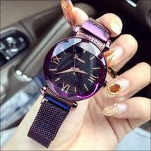 Women's Magnet Strap Starry Sky Watches - $89.99+