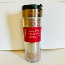 NEW Starbucks coffee tumbler made by you personalize 2013 customize rose... - $46.82