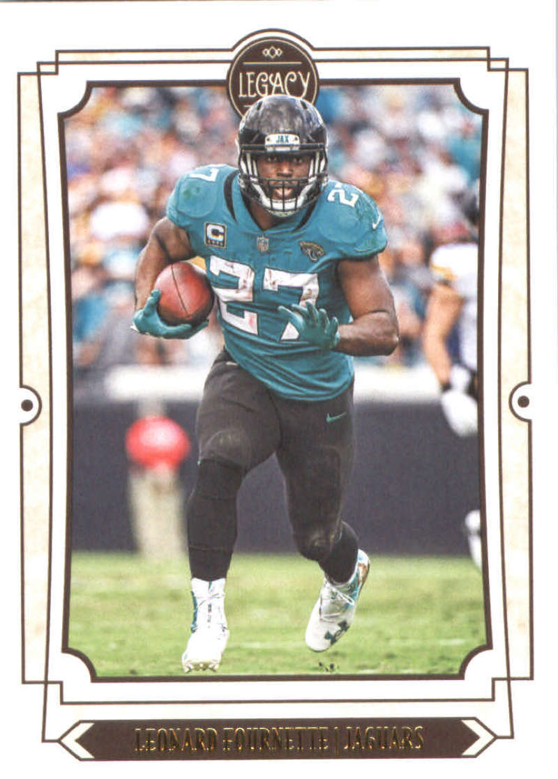 Primary image for 2019 Panini Legacy #49 Leonard Fournette NM-MT Jacksonville Jaguars  Officially