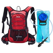 Dtown Hydration Pack Backpack for Hiking Biking or Running,with 2L Water... - $555,33 MXN