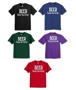 BEER Men's T-Shirt - S M L XL 2XL 3XL --- Alcohol Drinking - $15.00 - $20.00