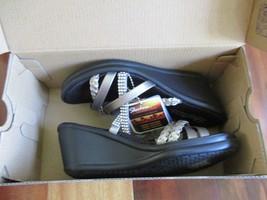 "BNIB Skechers® ""Rumblers Wild Child"" Wedge Sandals, Women, pick size/color - $40.00"