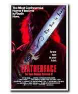 "Leatherface: Texas Chainsaw Massacre III Movie Poster 24x36"" - USA Shipped - $17.09"