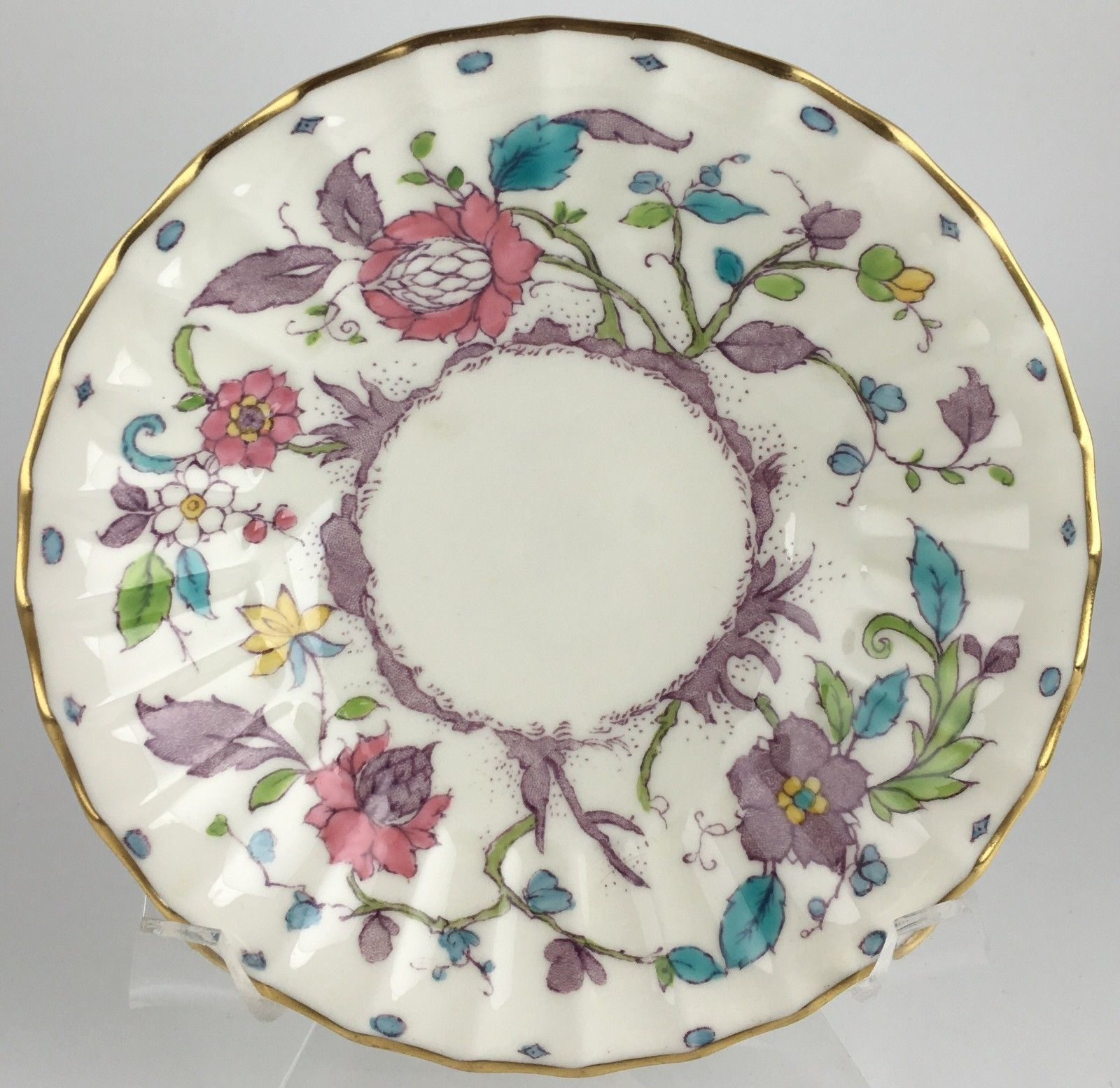 Royal Worcester KASHMIR fruit bowl (3 available) (SKU EC 03/03) FREE SHIPPING