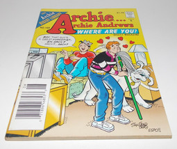 Archie Andrews Where Are You Digest Magazine 108 Complete Issue Comic No... - $2.99