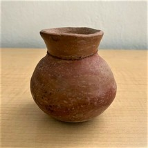 Post Classic Red Painted Jar ca. 1000 AD - West Mexico - $94.05