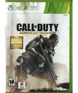 Call of Duty: Advanced Warfare (Microsoft Xbox 360, 2014) - $4.94