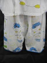 Elton John Aids Foundation Pajamas Small Cute Baby doll Two Piece image 5