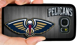 NEW ORLEANS PELICANS PHONE CASE FOR SAMSUNG NOTE GALAXY S5 S6 S7 EDGE S8... - $14.97