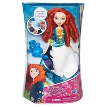 "Hasbro Disney's PRINCESS--11"" Merida's Magical Story Skirt Doll (New) - $24.99"