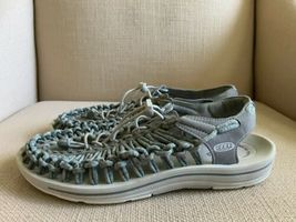KEEN Uneek Gray Woven Slingback Sport Sandals Womens US 11 EUR 42 image 4