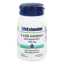 Life Extension 5-Lox Inhibitor with Apresflex 100 mg., 60 Vegetarian Cap... - $17.25