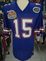 Trikot Florida Gators (L)#15 Nike NCAA NFL Football Jersey Championship ... - $37.30