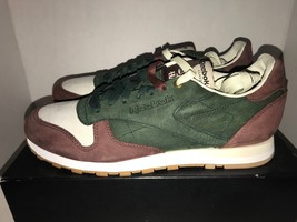 Reebok x HAL CL Leather CTM Beef and Broccoli Men's Size 10 11 Rare - $180.40
