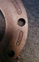 "NEW  VICTAULIC 6Inch Flange 6-641, 3/4"" Bolt Flange Clamp image 3"