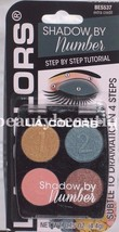L.A. Colors Shadow By Number Eyeshadow Palette~ You Choose~~ Brand New/S... - $3.87