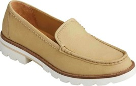Sperry Top-Sider Original Lug Loafer Taupe Size 7 - $74.24