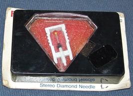 Fidelitone A537D PHONO TURNTABLE NEEDLE for Panasonic EPS-25 EPC-42STAB2D 627-D7 image 1