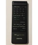 NEC RB-D25 Digital System Remote Control Controller - $8.79