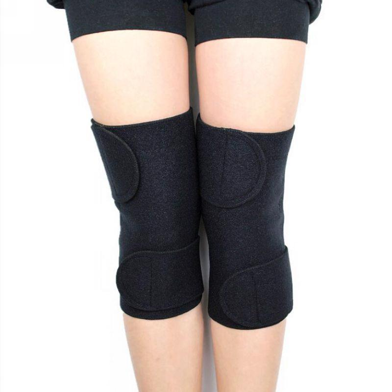 5df839a6df Knees Support Pads 1 Pair Health Cares Spontaneous Heating Nonwoven Self  Heating - $9.89