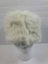 Liz Clairborne Faux Fur Russian Snow Bunny Cap Hat One Size Fits E3 - $8.80