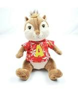 "Alvin And The Chipmunks 12"" Build A Bear Stuffed Animal Plush Hawaiian S... - $11.64"