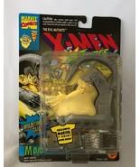 1995 X-MEN X-FORCE MOJO W/WILD WHIPPING TAIL ACTION & THUNDERBIRD ULTRA ... - $7.91
