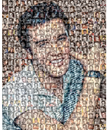Elvis Presley Photo Mosaic Print Art - $24.99 - $139.00