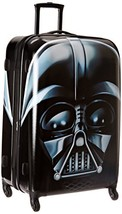 American Tourister Star Wars Hardside Luggage with (Darth Vader|Checked-... - $194.38