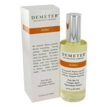 Demeter Amber Perfume By Demeter 4 oz Cologne Spray For Women - $33.01