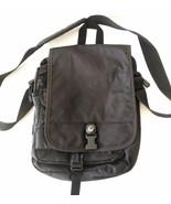 "1998 High Sierra Black Hiking Messenger Crossbody Bag 11"" EUC - $59.99"