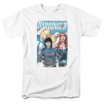 Harbinger girls T Shirt Valiant Comics 1990s comic book graphic tee VAL182 image 1