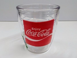 "Coca-Cola 12oz ""Enjoy"" Tervis Tumbler Cup - BRAND NEW - $15.35"