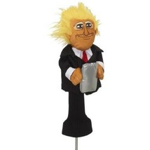 Trump (Mr. Prez )  Creative Covers Golf Head Cover Driver 460cc - $23.71