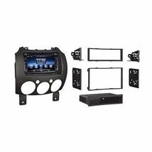 "6.2"" DVD Navigation Multimedia Touchscreen Radio for 2013 Mazda 2 - $425.69"