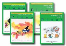 Alfred Basic Piano Library Course Pack Level 1B - Four book set - Includ... - $24.77