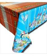 "Pokemon Plastic Tablecover 54""x96"" - $12.73"