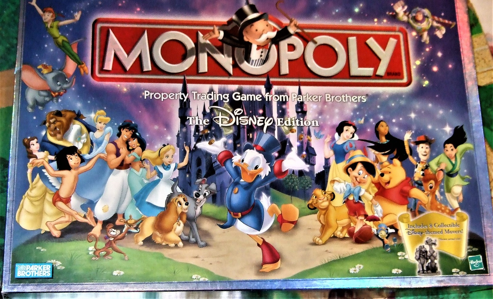 Monopoly -The Disney Edition - Property Trading Game From Parker Brothers -2001 image 5