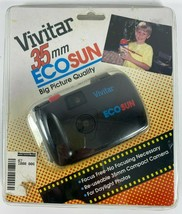 Vivitar 35mm Vintage Camera EcoSun 1990's New in Sealed Package - $19.79