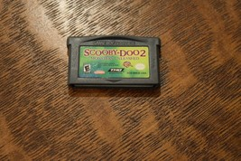 Scooby Doo 2: Monsters Unleashed Nintendo Game Boy Advance plays in DS L... - $3.95